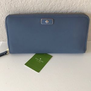 Kate Spade Dawn Large Continental Zip Wallet